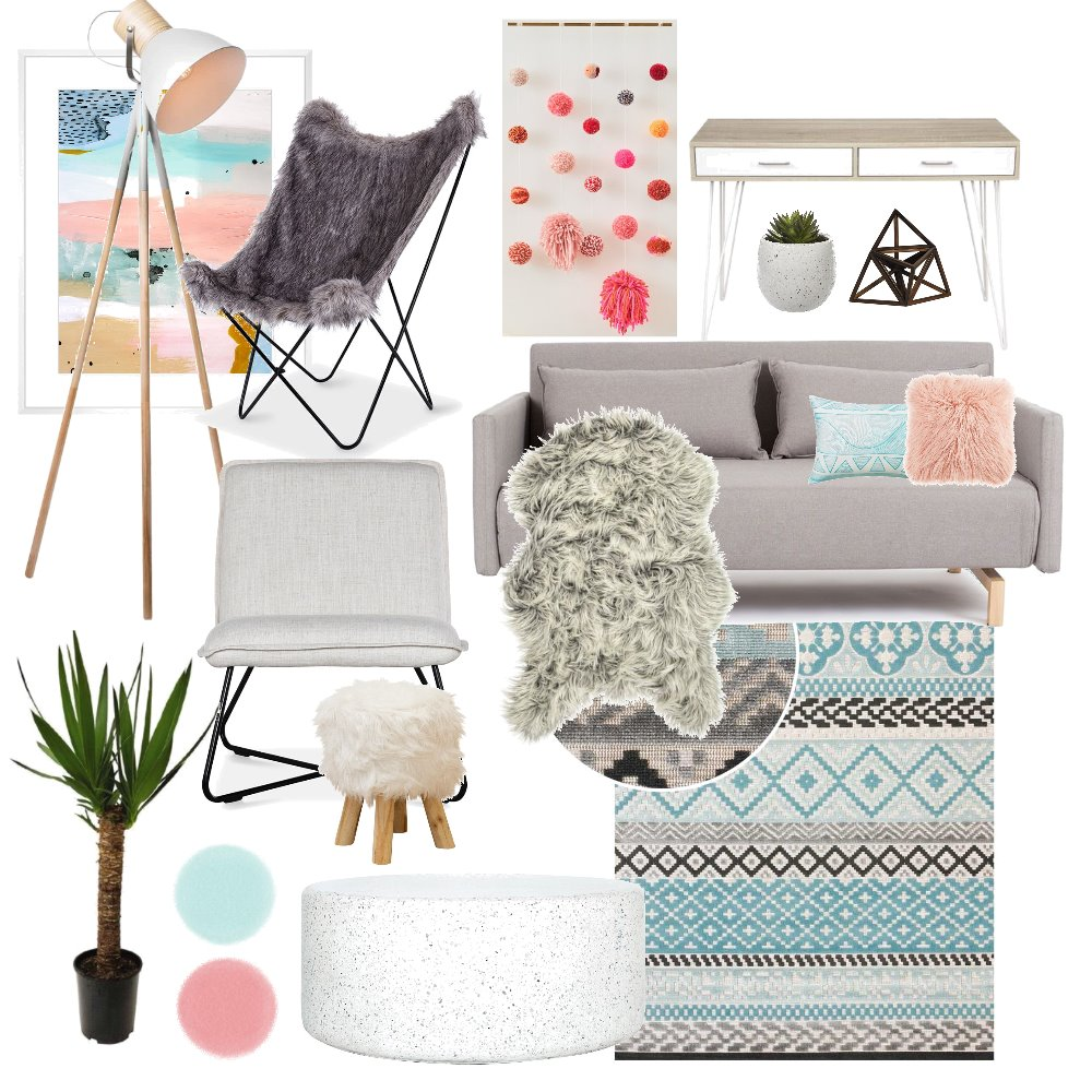 Living Room Interior Design Mood Board by AmberCynthie on Style Sourcebook