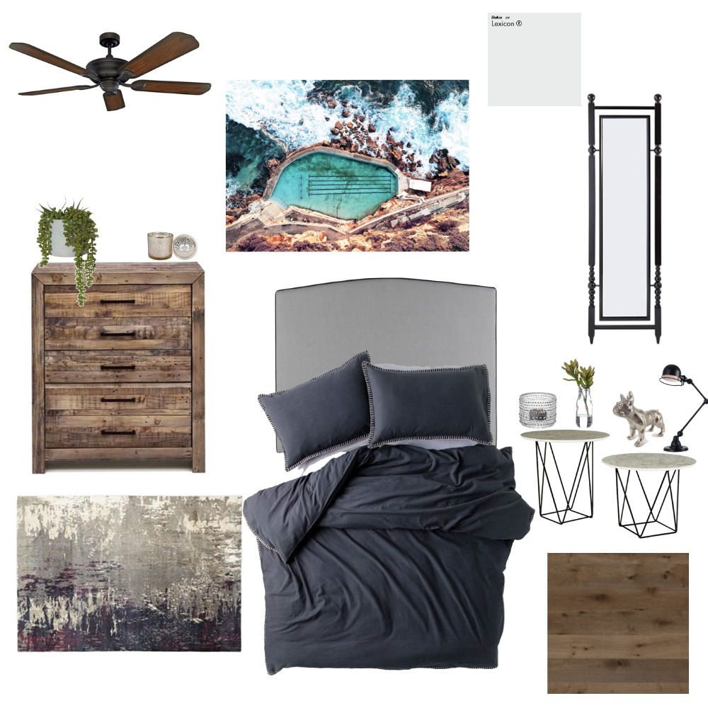 Traditional Masculine Interior Design Mood Board by Shannon.M on Style Sourcebook
