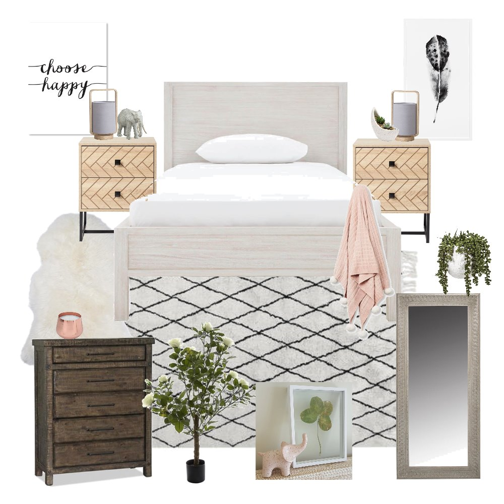 My Room Interior Design Mood Board by AmberCynthie on Style Sourcebook