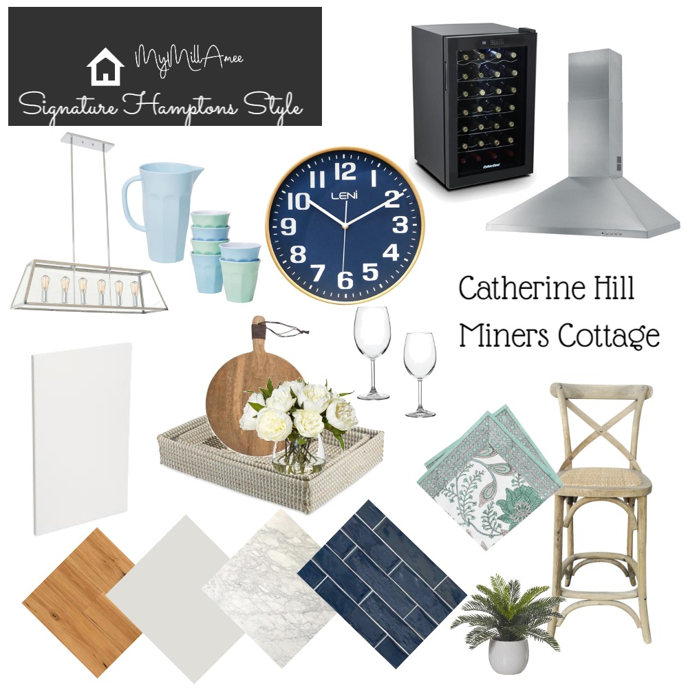 Catherine Hill Miners Cottage Kitchen Interior Design Mood Board by MyMillAmee on Style Sourcebook