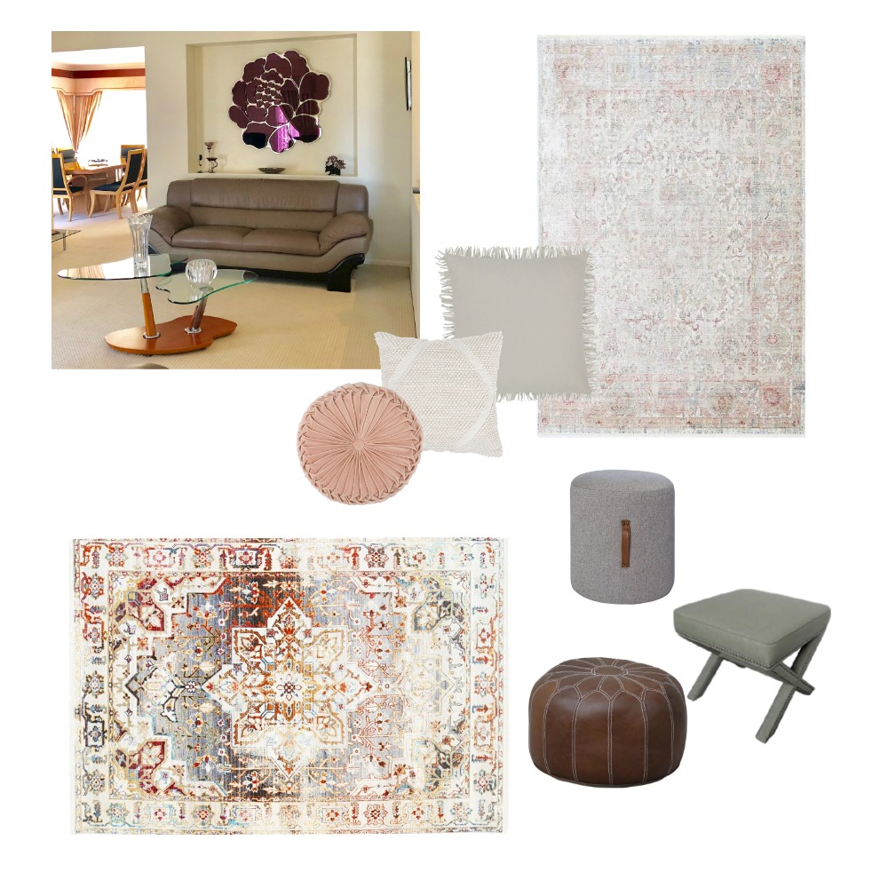Modern Traditional (Transitional) Interior Design Mood Board by Urban on Style Sourcebook