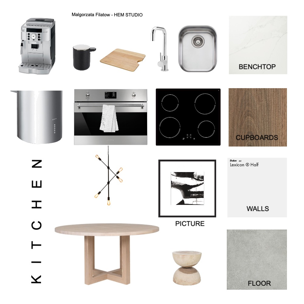 Norm Interior Design Mood Board by mal_fila on Style Sourcebook