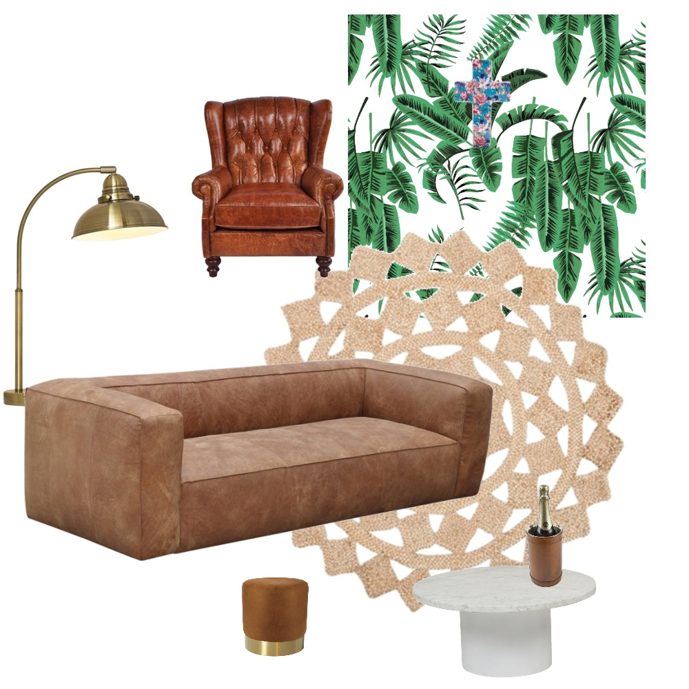 Lounge Interior Design Mood Board by CarlaCalisto on Style Sourcebook