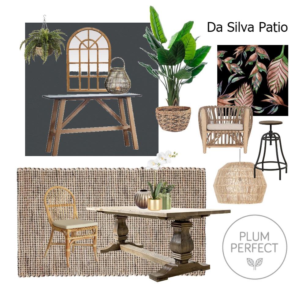 Da Silva Patio2 Interior Design Mood Board by plumperfectinteriors on Style Sourcebook