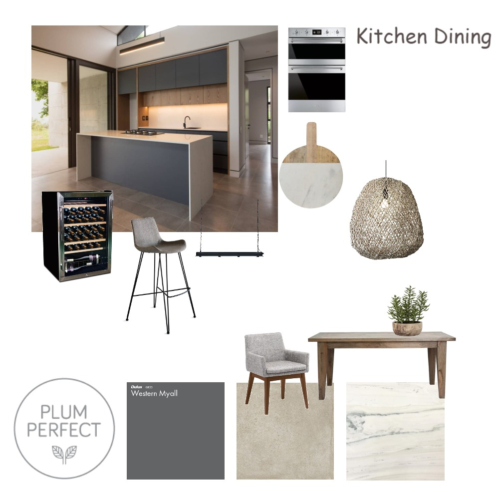 Kitchen Interior Design Mood Board by plumperfectinteriors on Style Sourcebook