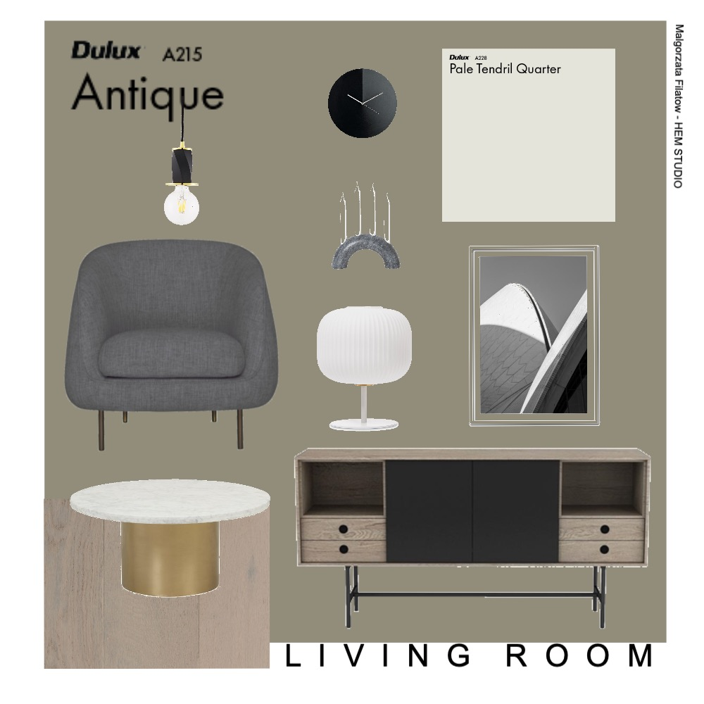 Green Interior Design Mood Board by mal_fila on Style Sourcebook