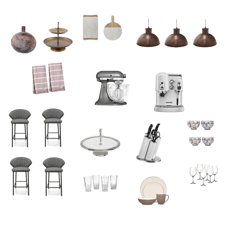 Kitchen Interior Design Mood Board by Jonna on Style Sourcebook