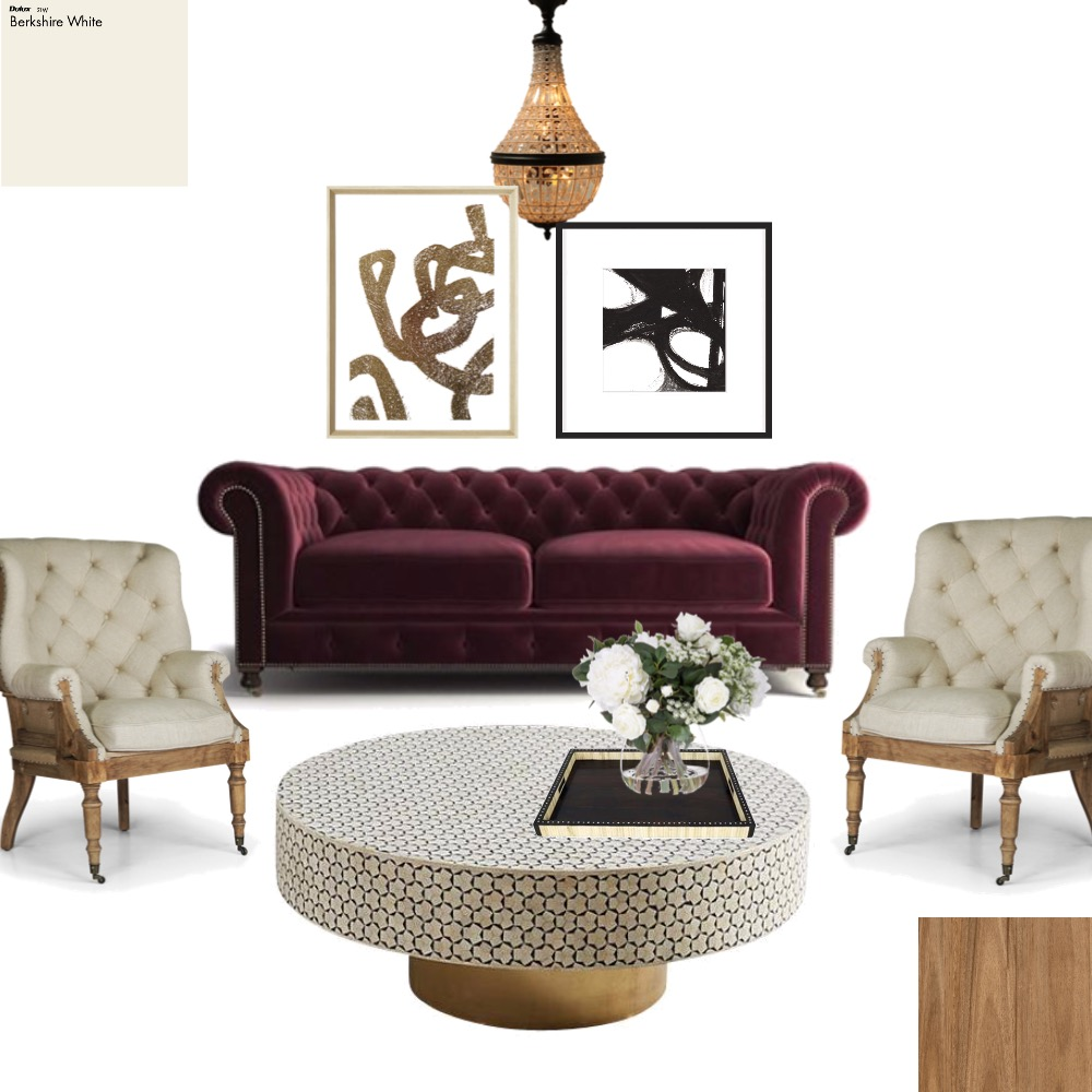 mixture of old & contemporary Interior Design Mood Board by farmehtar on Style Sourcebook