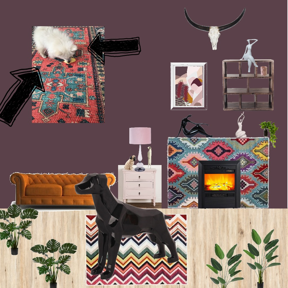 whos this Interior Design Mood Board by narn on Style Sourcebook