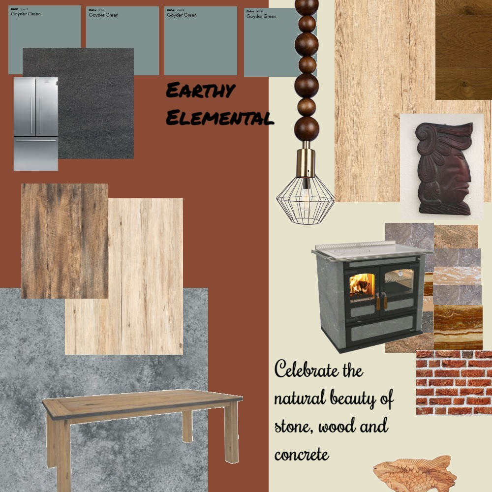 Kitchen/Dining Interior Design Mood Board by marlomarlo on Style Sourcebook
