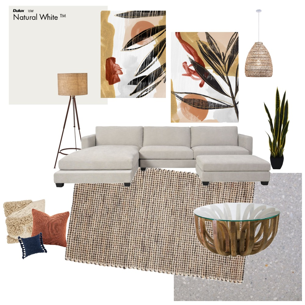 Lounge 2.0 Interior Design Mood Board by CSempf on Style Sourcebook