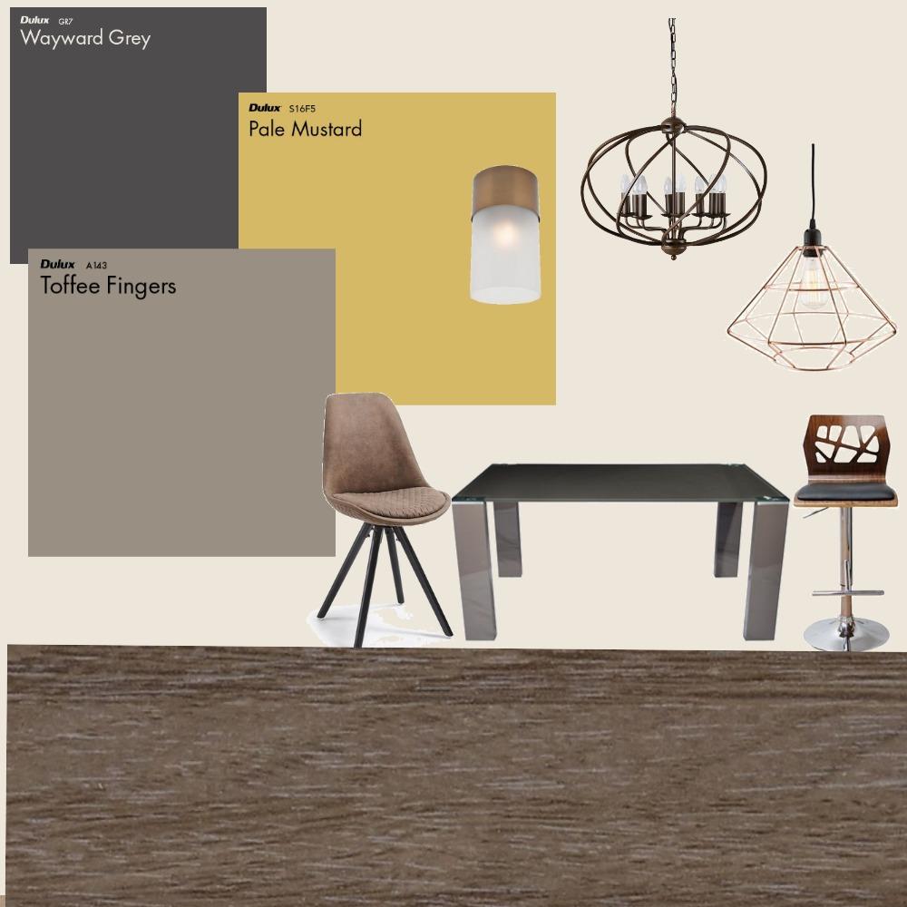 Семестриален проект жълто Interior Design Mood Board by Martina_2016 on Style Sourcebook