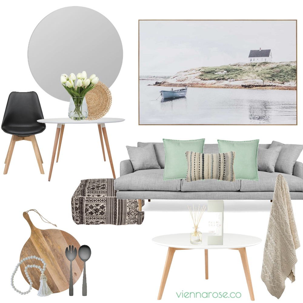 Property Styling Mood Board by Vienna Rose Styling on Style Sourcebook