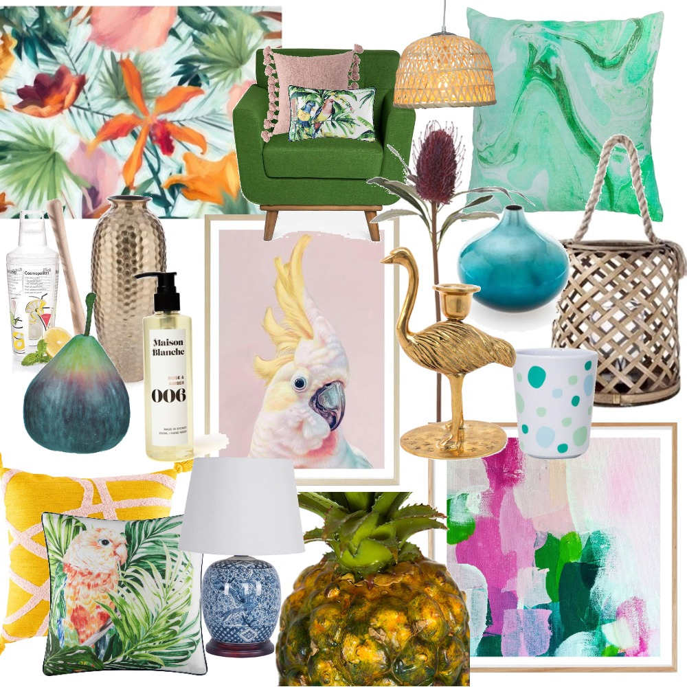 Australiana Interior Design Mood Board by melzarp on Style Sourcebook