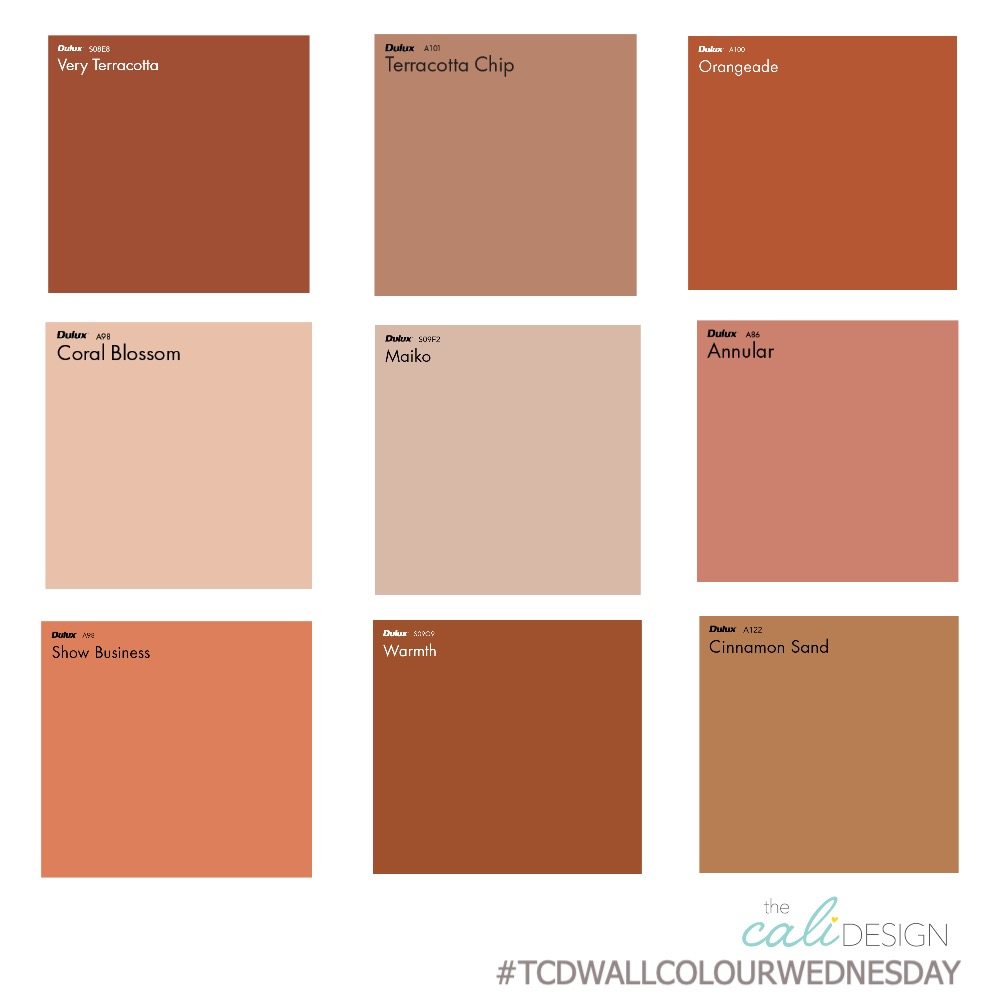 terracotta Interior Design Mood Board by The Cali Design  on Style Sourcebook