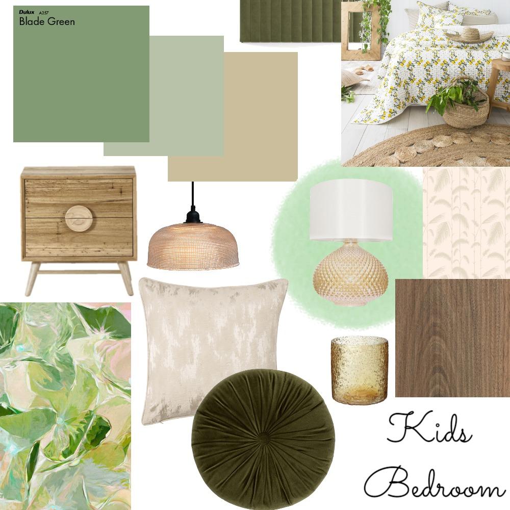 kids bedroom Interior Design Mood Board by richa on Style Sourcebook