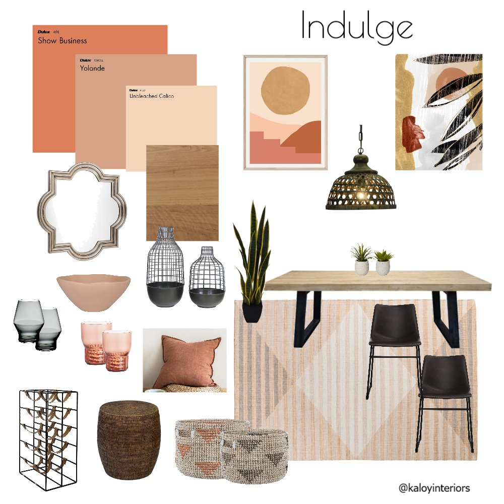 Morocco Interior Design Mood Board by Kaloy on Style Sourcebook