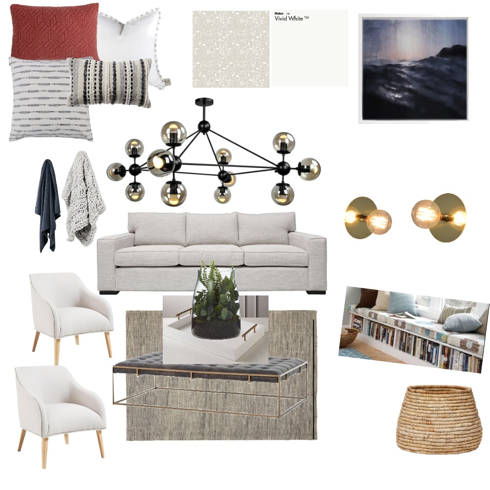 karabo family room Interior Design Mood Board by Alinane1 on Style Sourcebook