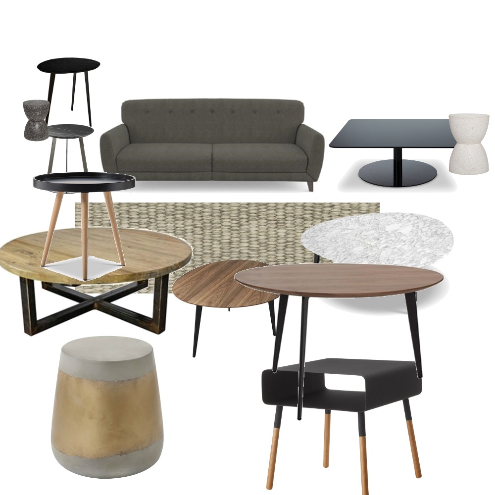Sofabed room Interior Design Mood Board by JET on Style Sourcebook