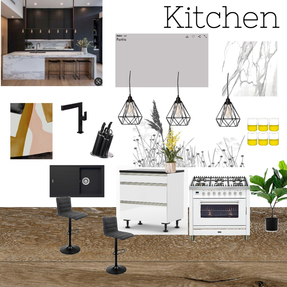 Kitchen Interior Design Mood Board by Samanthab11 on Style Sourcebook