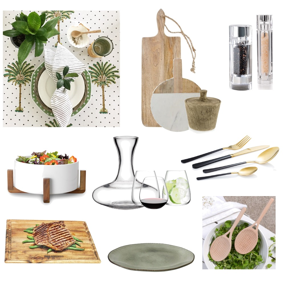christmas table setting Interior Design Mood Board by NotaPrettyPenny on Style Sourcebook