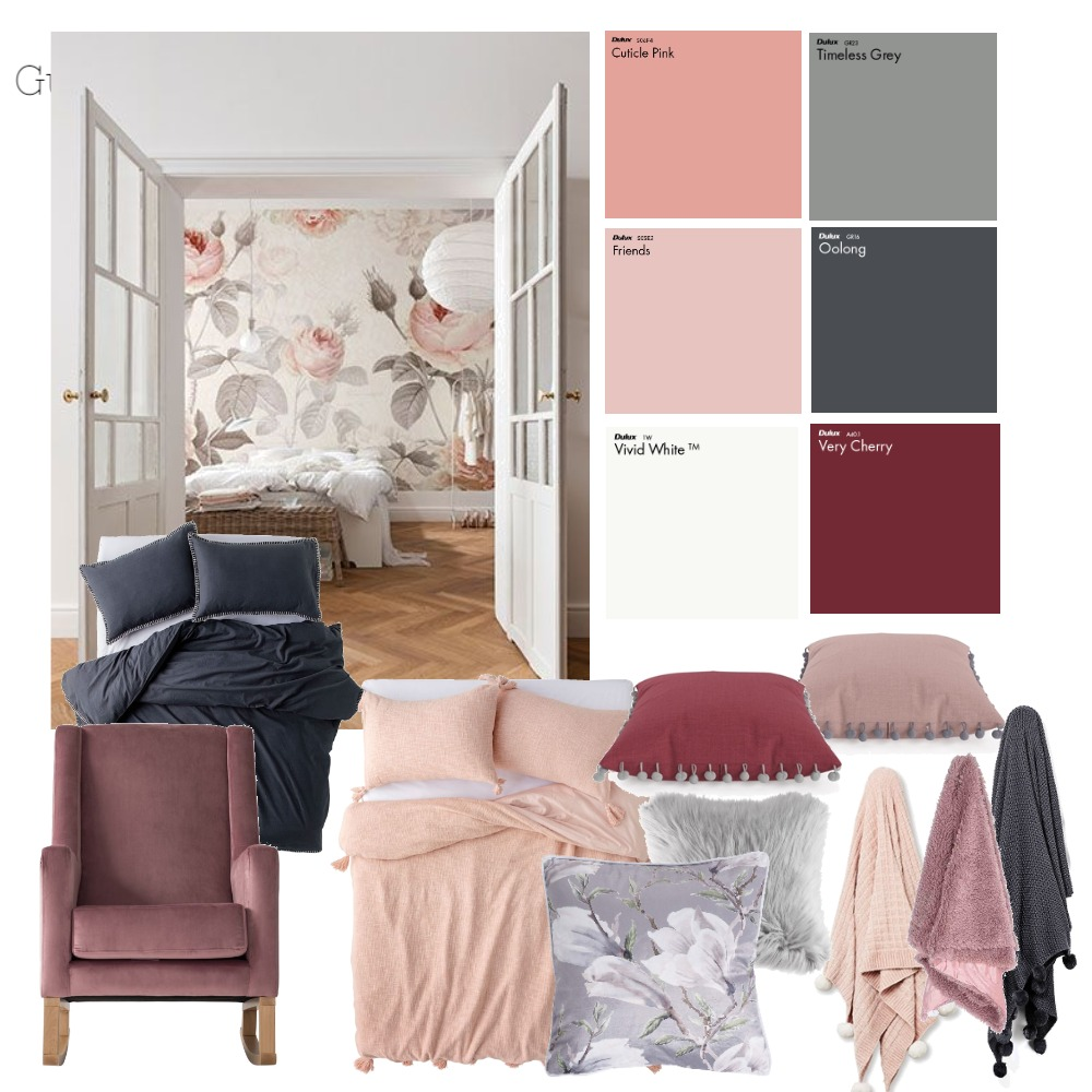 Ouma Room Renovation Interior Design Mood Board by NadiaG1991 on Style Sourcebook