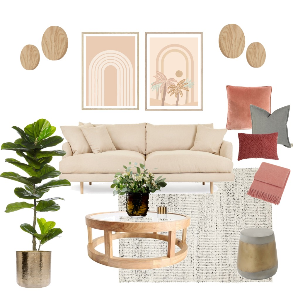 New Nordic Interior Design Mood Board by Designbyjoanne on Style Sourcebook