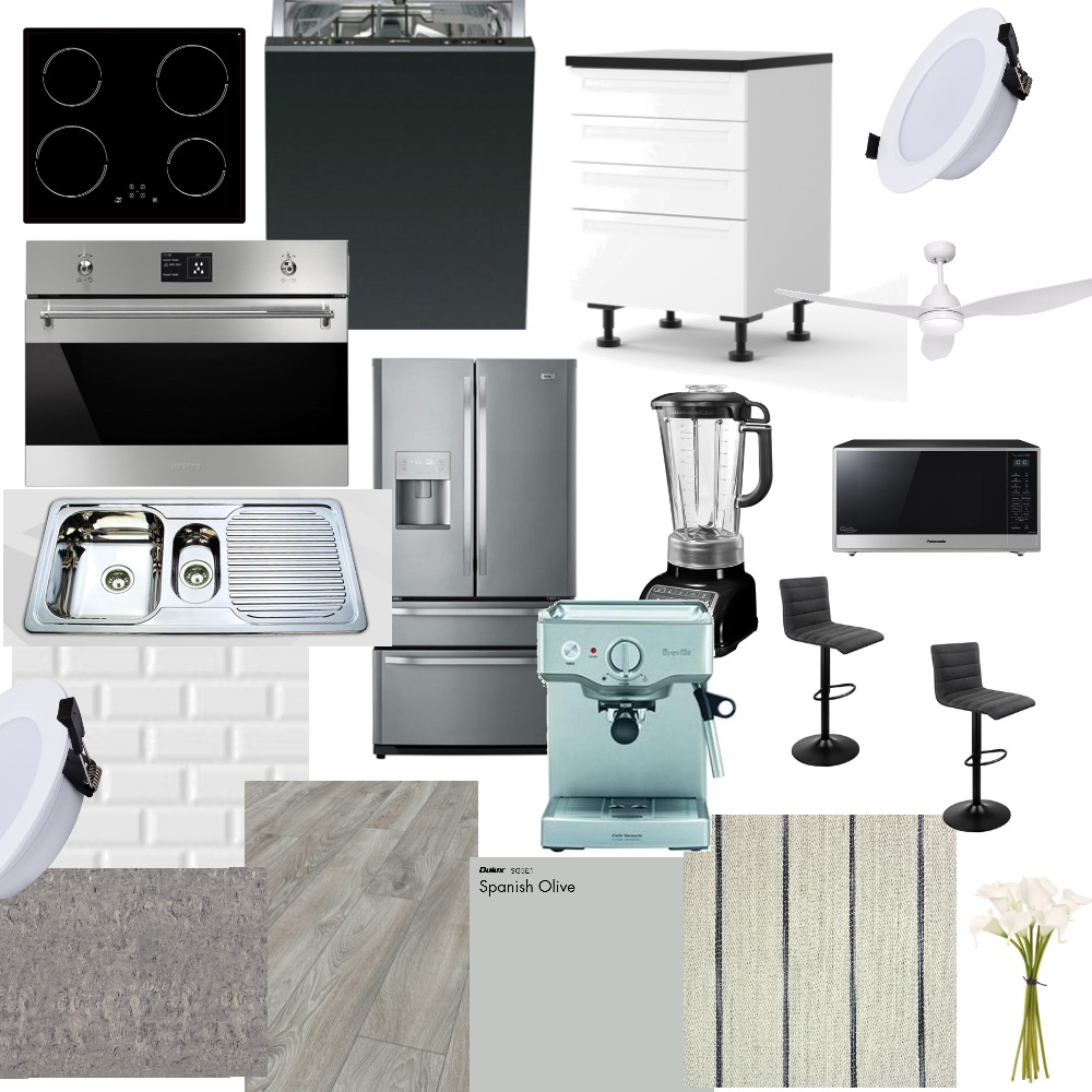 Kitchen Interior Design Mood Board by Janis on Style Sourcebook