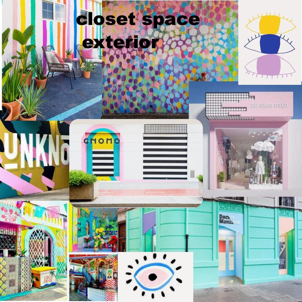 closet space exterior Interior Design Mood Board by FionaGatto on Style Sourcebook