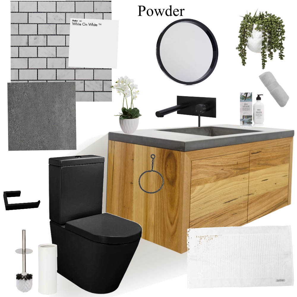 Powder Interior Design Mood Board by Jan on Style Sourcebook