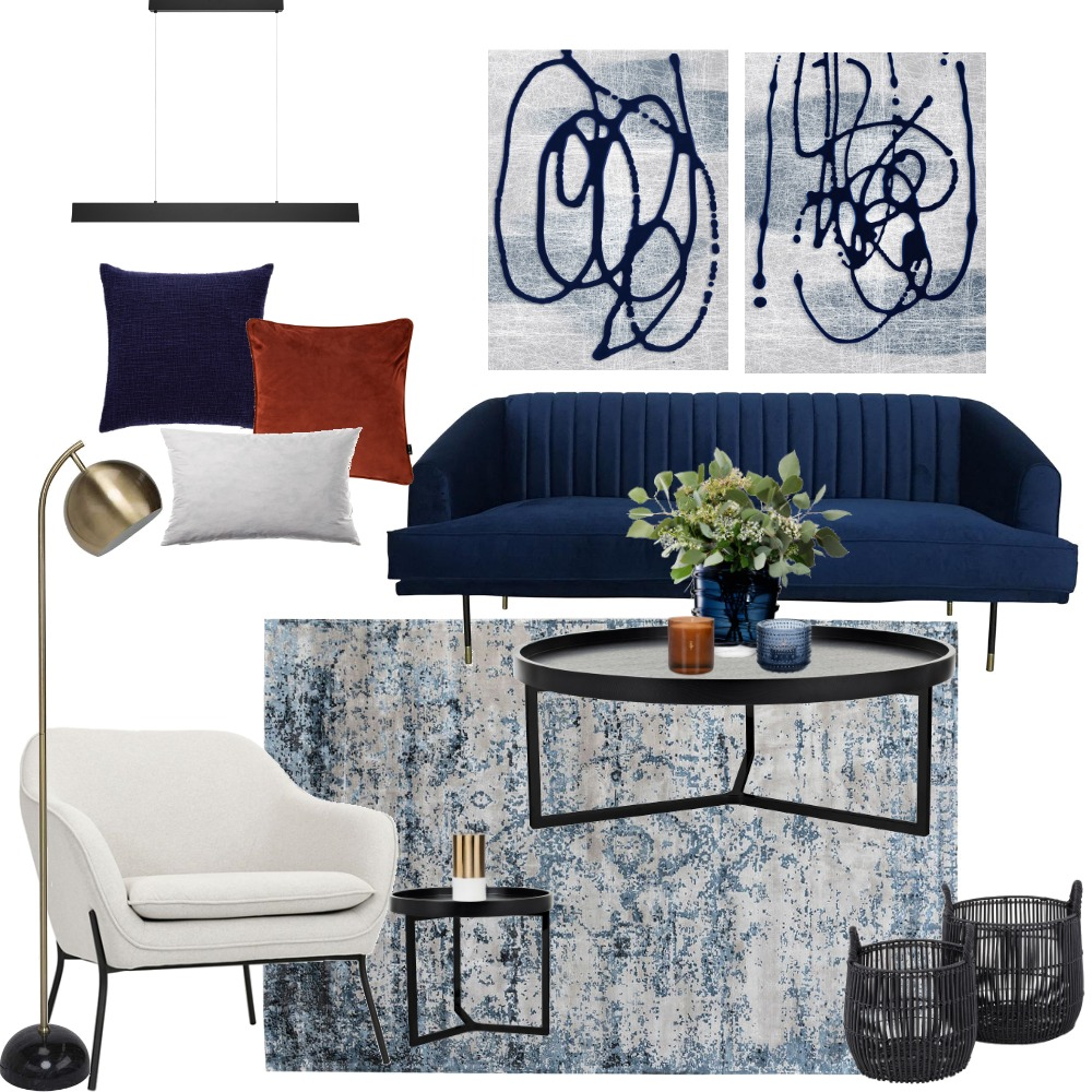 Classic Modern Interior Design Mood Board by Designbyjoanne on Style Sourcebook
