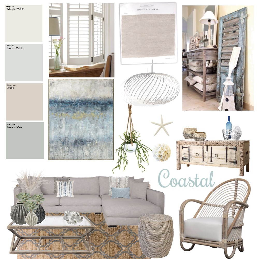 Module 3 Interior Design Mood Board by NickyCarrington on Style Sourcebook