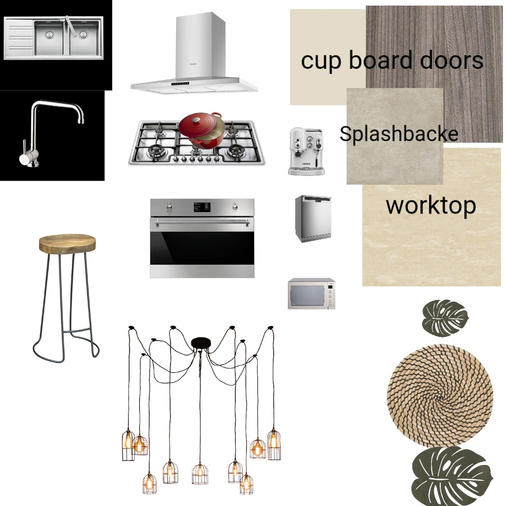 Ass9 kitchen Interior Design Mood Board by Nadiajoosababoo on Style Sourcebook