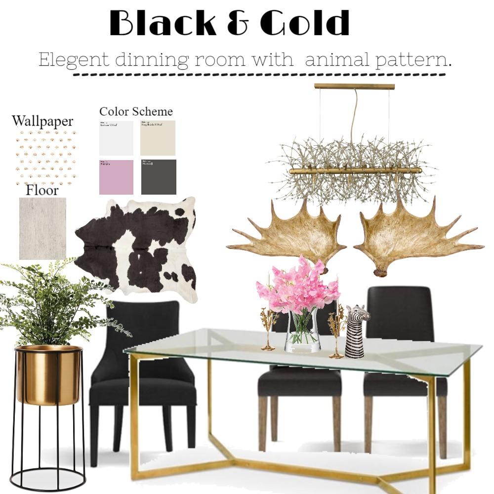 dinningroom Interior Design Mood Board by Rasha94 on Style Sourcebook