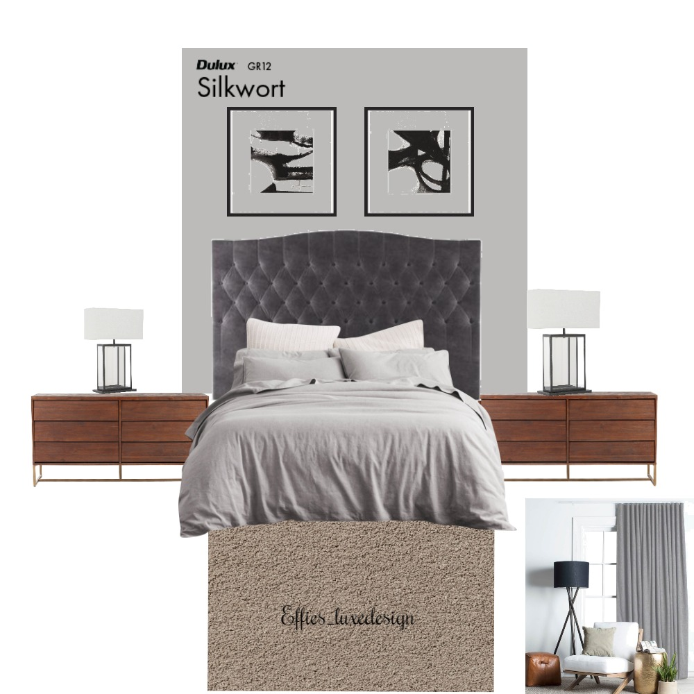 Young Adult bedroom Interior Design Mood Board by Effies_luxedesign on Style Sourcebook