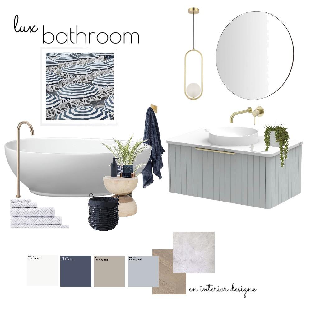 Lux bathroom Mood Board by En interior design on Style Sourcebook