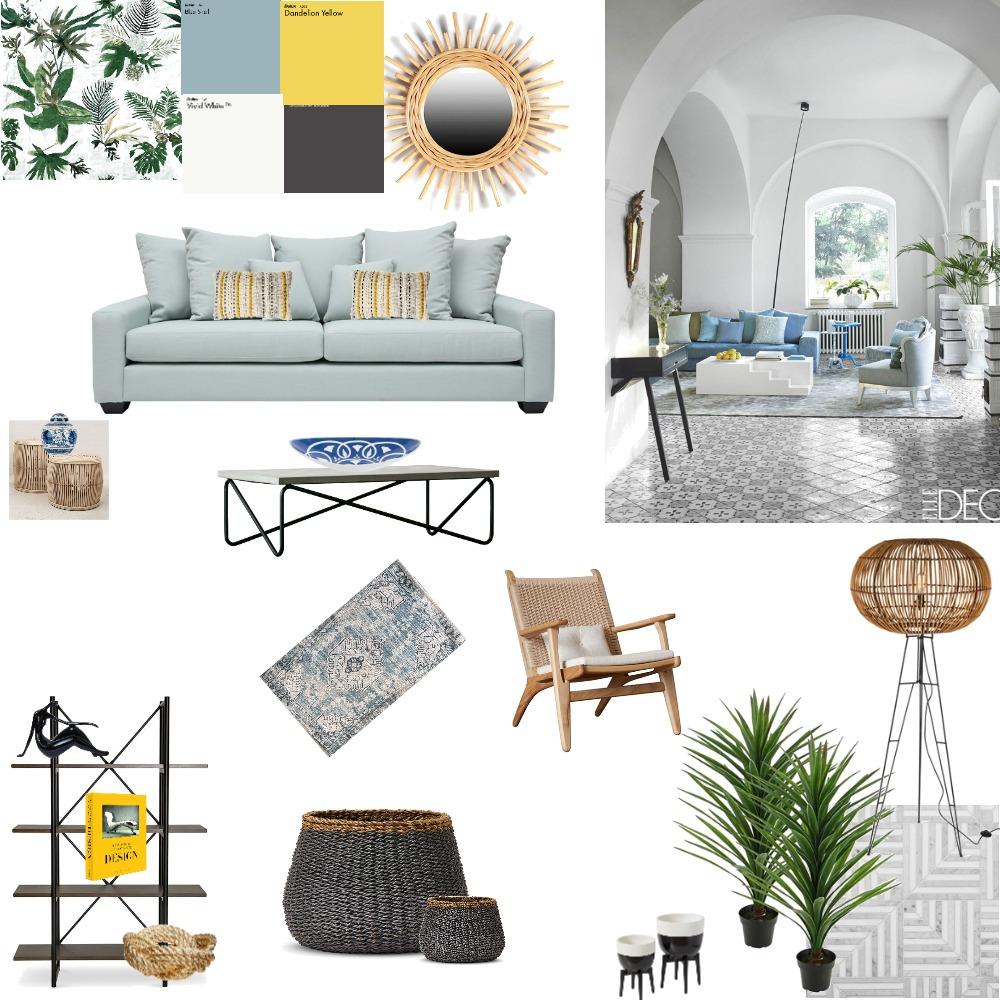 Corfu Interior Design Mood Board by Burce on Style Sourcebook