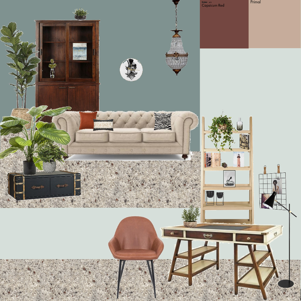 parlor in winter garden Interior Design Mood Board by katiagelfer on Style Sourcebook