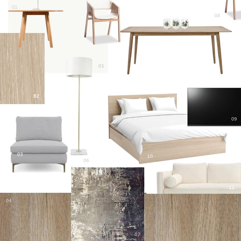 Communal area - Raphael Interior Design Mood Board by llanlan91 on Style Sourcebook
