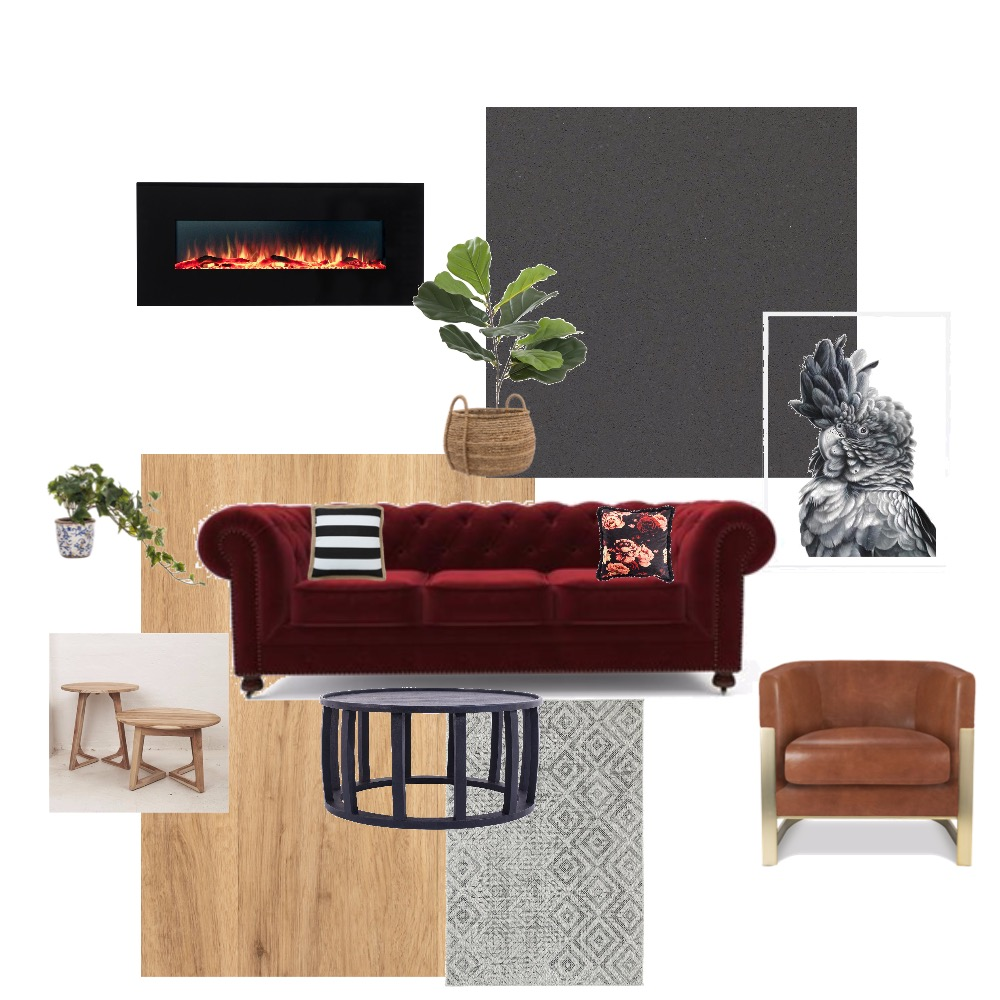 lounge Interior Design Mood Board by Amberjk on Style Sourcebook