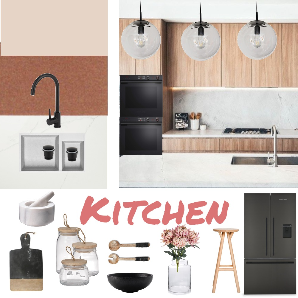 Kitchen Interior Design Mood Board by AmberJ78 on Style Sourcebook
