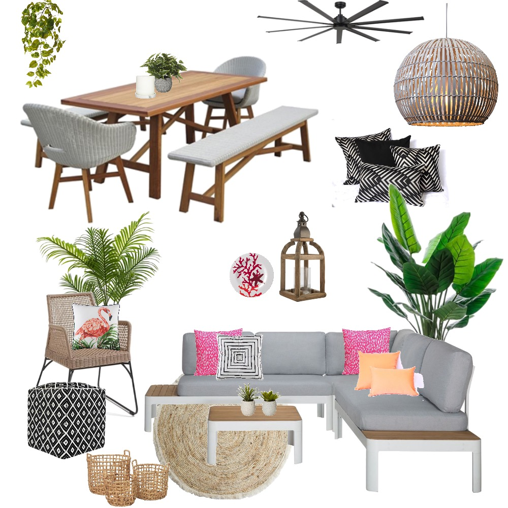 Outdoor getaway Interior Design Mood Board by Melhawley on Style Sourcebook