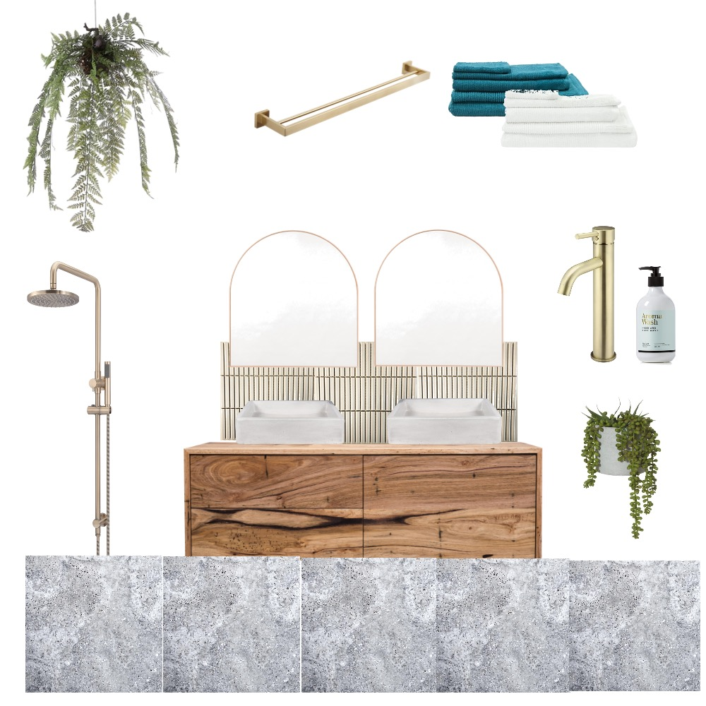 Ensuit Interior Design Mood Board by Ocean_Point_Ave on Style Sourcebook