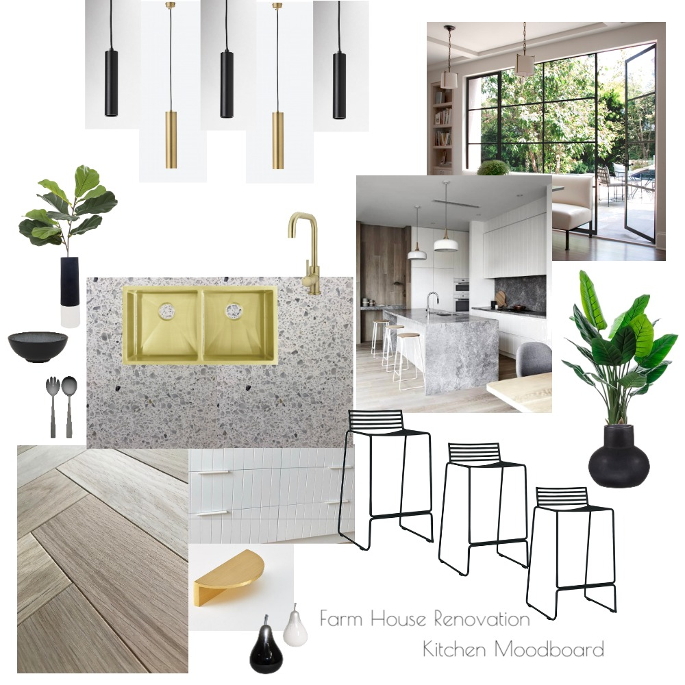 kitchen Interior Design Mood Board by Septiondesign on Style Sourcebook
