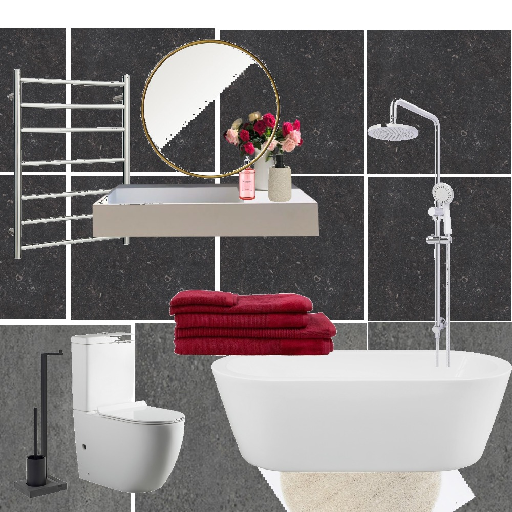 baño curso diseño Interior Design Mood Board by arantza on Style Sourcebook