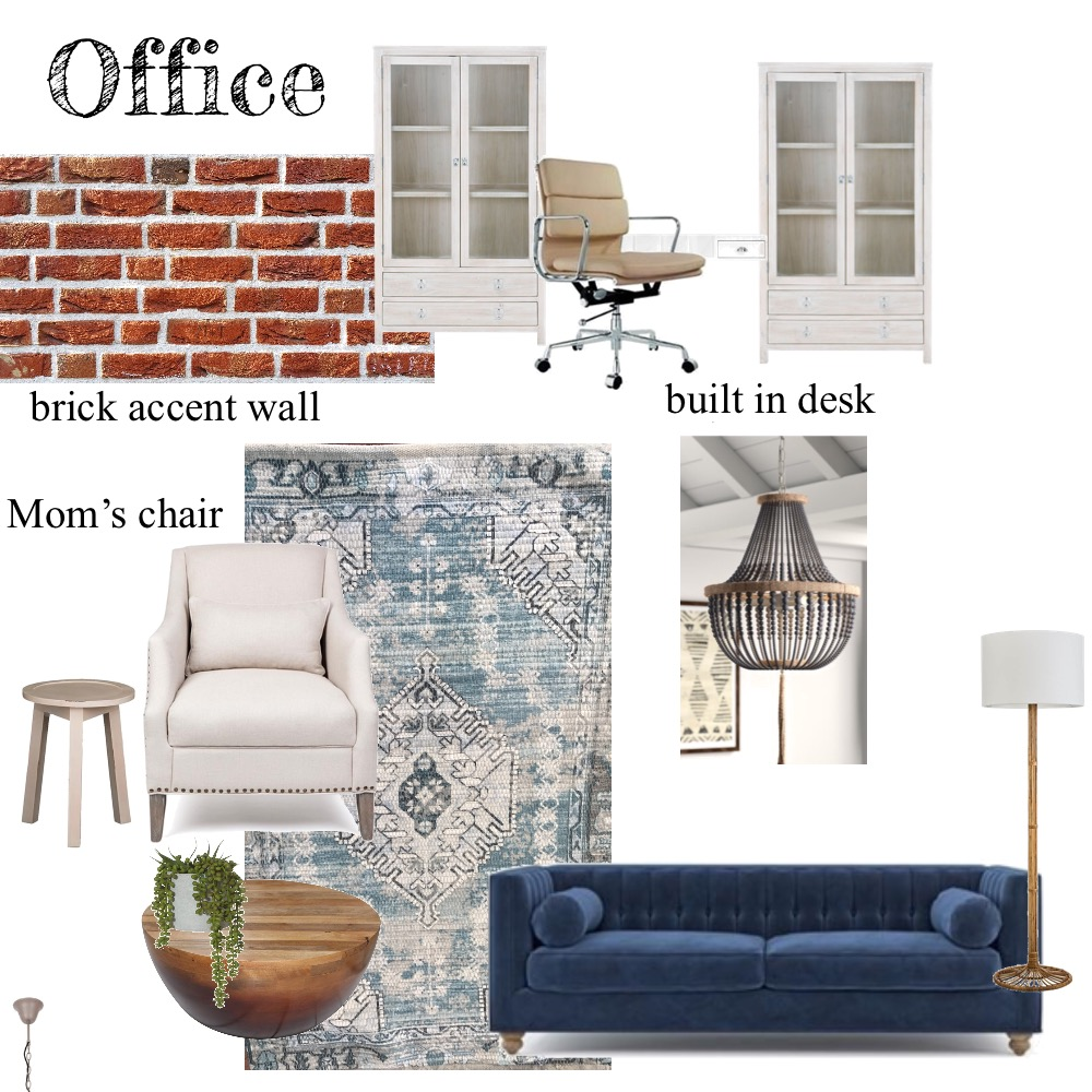 Gerber office Interior Design Mood Board by KerriBrown on Style Sourcebook
