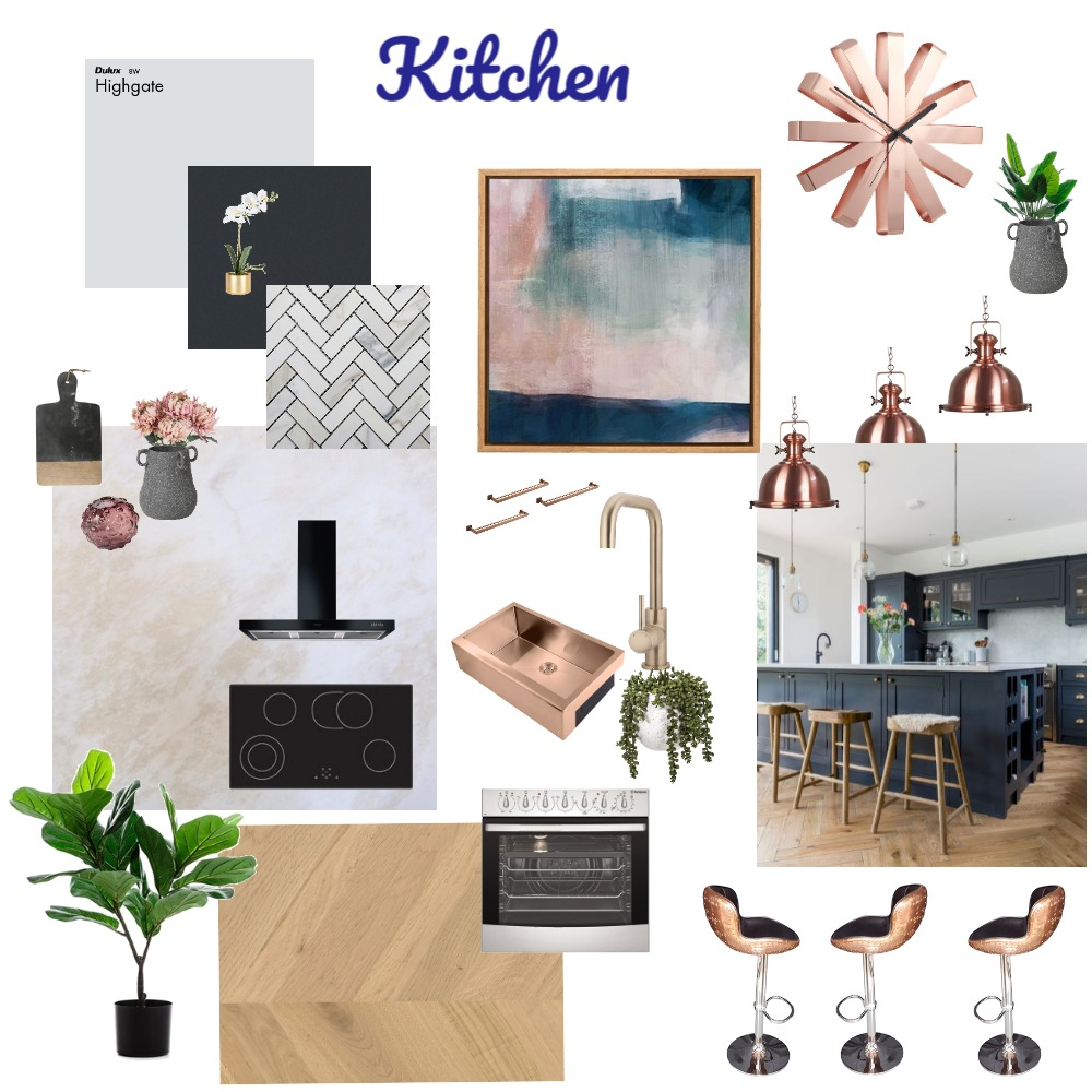 Kitchen Interior Design Mood Board by ksadik on Style Sourcebook