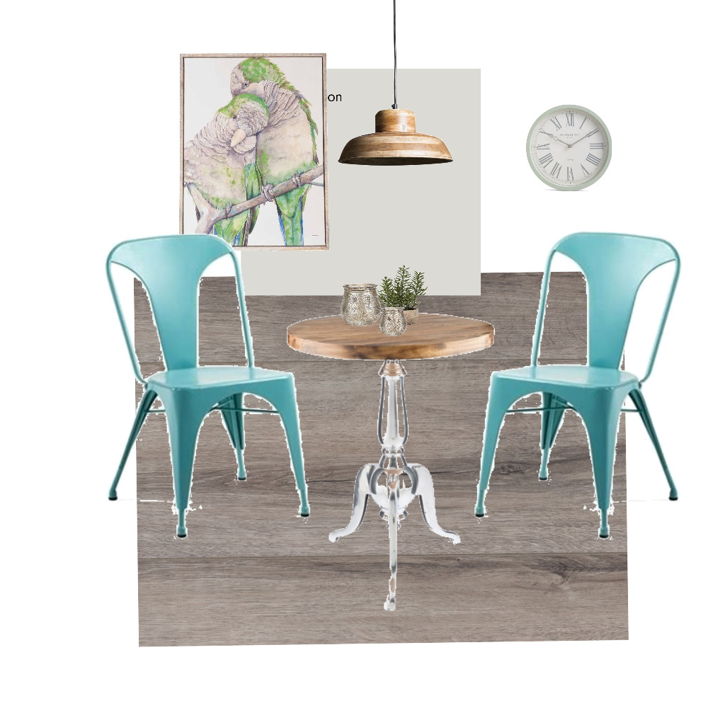 Midge Point Breakfast Room Interior Design Mood Board by SharShar on Style Sourcebook
