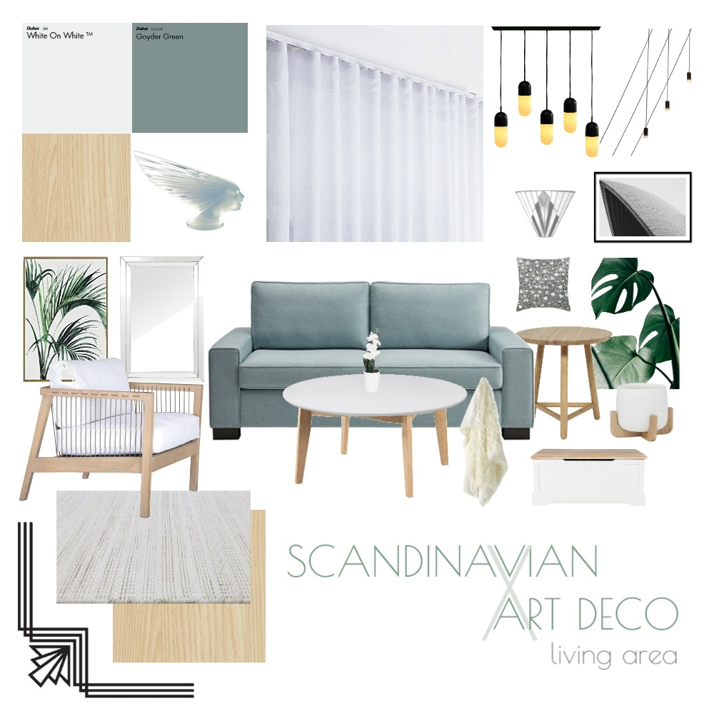 The Rise Apartment Interior Design Mood Board by SpacesByJoven on Style Sourcebook