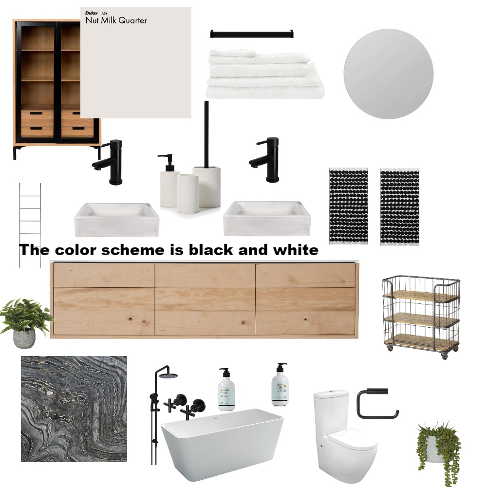 facs 3 Interior Design Mood Board by kristapolly on Style Sourcebook